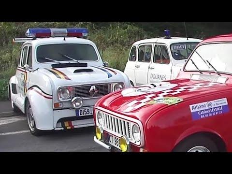 DIG Histo 2ème Rallye du Pays de Courquain & Meeting Renault 4L 2014 09 28