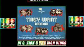 They Want Riddim ✶ Promo Mix March 2016✶➤DUB Inc Production By DJ O. ZION