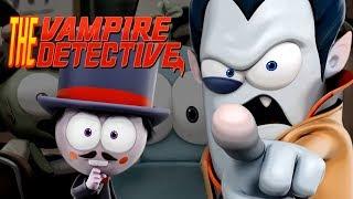 Cartoon | Spookiz 🎚 THE VAMPIRE DETECTIVE ⚰️  Cartoon Animation Series For Children