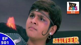 बाल वीर - बालवीर - एपिसोड 501 - Balveer लड़ता महा bhasma Pari