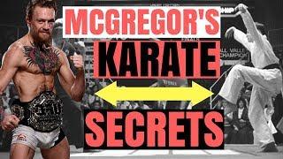 HOW CONOR MCGREGOR USES KARATE IN MMA — Jesse Enkamp