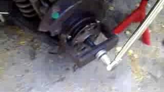 B90 Sir Tools - W201 190E Hub Removal