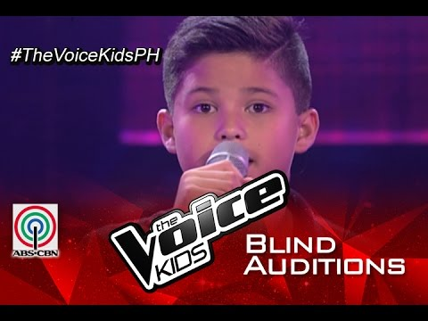 Xxx Mp4 The Voice Kids Philippines 2015 Blind Audition Night Changes By Kyle 3gp Sex