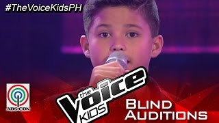 "The Voice Kids Philippines 2015 Blind Audition: ""Night Changes"" by Kyle"