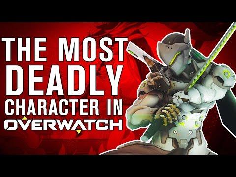 The SCIENCE! Behind Genji in Overwatch