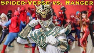 FAN FILM: Power Ranger vs. Spider-Man