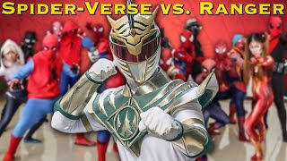 FAN FILM: Power Ranger vs. Spider-Man [Lord Drakkon]