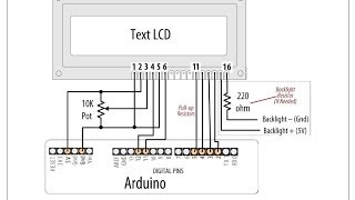 LCD Connection Bangla Tutorial by Nabil