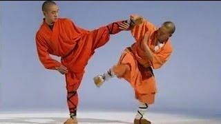 Shaolin kung fu combat: 18 methods