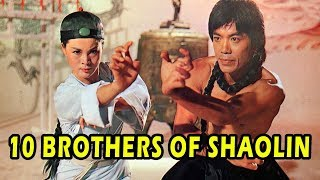 Wu Tang Collection - 10 Brothers of Shaolin