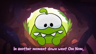 Om Nom & Candy Chase (audiobook) - Fairytale - Mad Tea Party -  Funny Animation For Kids