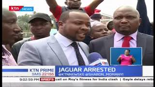 MP Charles Njagua arrested over 'xenophobic'remarks