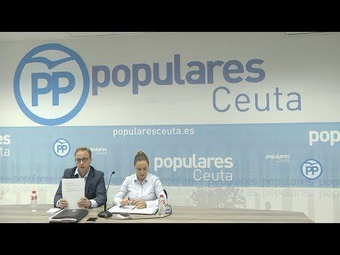 Xxx Mp4 El PP De Ceuta Insiste En La Devolución De MENA A Marruecos 3gp Sex