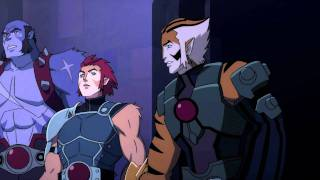 ThunderCats Episode 11 The Forrest of Magi Oar preview clip 2