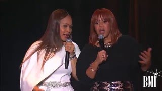 Mary Mary's Acceptance Speech - The 2016 BMI Trailblazers of Gospel Music Honors