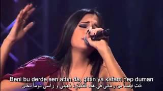 The voice Turkish - Ayda - Isyan - ذا فويس تركي - أيدا - اسيان