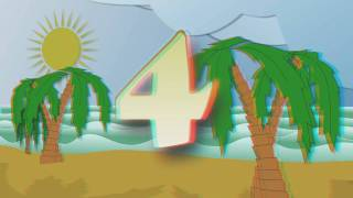 Out of screen 3d video - JAWS 3D joke