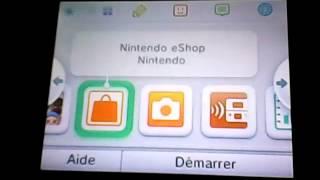 Comment  avoir internet et nintendo eshop sur 3DS