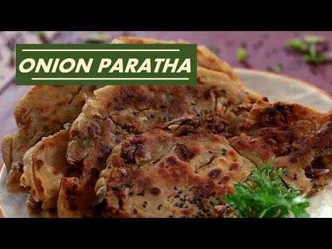 Pyaaz Ka Paratha Recipe (प्याज़ का पराठा) | Onion Paratha Recipe | Seema Gadh