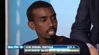 DALLA SOMALIA ALL'ITALIA CON IL BARCONE - BALON 15.06.15