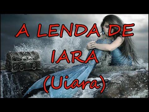 A Lenda da Sereia IARA Uiara A Mãe d água História do Folclore Brasileiro