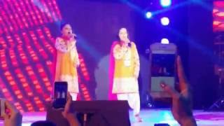 Justin Bibis perform at the YouTube Launch event in Pakistan