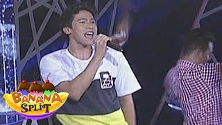 Enchong Dee sings