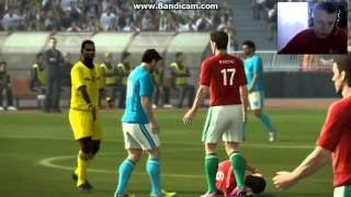 PES 13 !!! Iran vs Argentina Idemooo ! [Srpski Gameplay] ☆ Gaming TV ☆