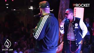 Nicky Jam Improvisando ante más de 30.000 Personas @NickyJamPr - Medellín