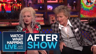 After Show: Why Rod Stewart Called A Witch Doctor | WWHL