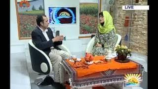 تجربہ Izharey rayey Sahar Urdu TV Morning Show Waledain aur School jatey Bachey Subho Zind