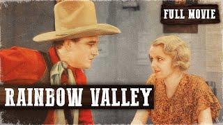 RAINBOW VALLEY | John Wayne | Full Length Western Movie | English | HD | 720p