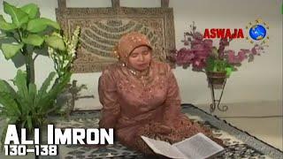 Hj. Maria Ulfah - Ali Imron 130-138