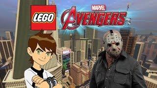Creating Ben 10 and Jason Voorhees! | LEGO Marvel's Avengers Customs