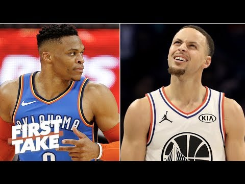 Xxx Mp4 Russell Westbrook And Paul George Can Take Down The Warriors – Stephen A First Take 3gp Sex