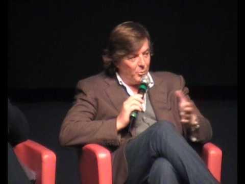 La Maglietta Rossa Conferenza con Adriano Panatta Mimmo Calopresti Paolo Villaggio Part 2