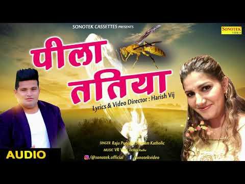 Xxx Mp4 Sapna Chaudhary Song 2018 Peela Tataiya Raju Punjabi New Haryanvi Song 2018 Maina 3gp Sex
