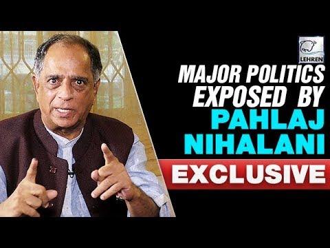 Behind The Scenes Politics Exposed By Pahlaj Nihalani I Show Business I Lehren TV