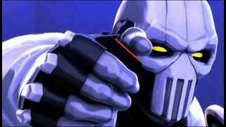 Captain America vs Taskmaster clip (Iron Man and Captain America: Heroes United)