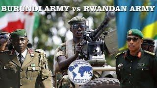 Burundi VS Rwanda Military Power Comparison 2019