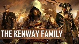 Assassin's Creed - The Kenway Family Saga