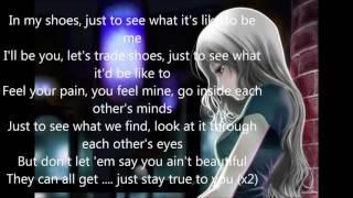 Nightcore - Beautiful (Eminem) With Lyrics