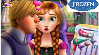 Frozen Songs Elsa Kristoff Princess Anna Fashion Doctor Farmer Cleaning Games