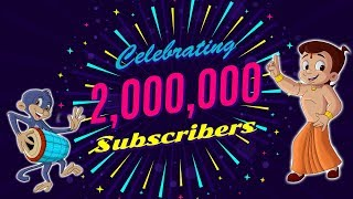 Thank you 2M+ Subscribers!