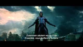 X-MEN: APOCALYPSE | Official HD Trailer #2 | English / Deutsch / Français Edf