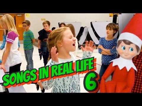 Songs in Real Life Part 6