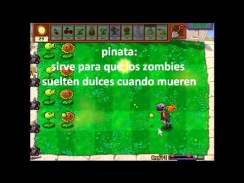 trucos para plantas vs zombies