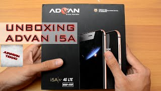 Unboxing Advan I5A (Juragan Tekno)