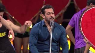 Zee Cine Awards 2017 - Enjoy Sallu Bhai's Song & Dance Rehearsals