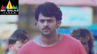 Darling Movie Back to Back Fight Scenes | Prabhas, Mukesh Rushi | Sri Balaji Video